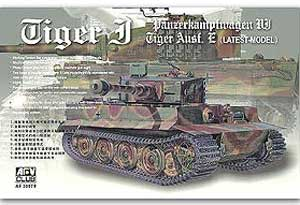 Tiger I Ausf. E late model - Ref.: AFVC-35079