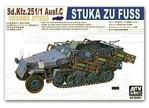 Sd.Kfz.251/1 Ausf.C  (Vista 1)