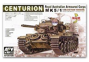 Centurion Mk.5/1 Royal Australian Armour  (Vista 1)