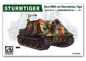 Strumtiger - Ref.: AFVC-35103