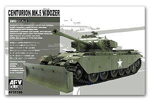 Centurion Mk.5 W/Dozer  (Vista 1)