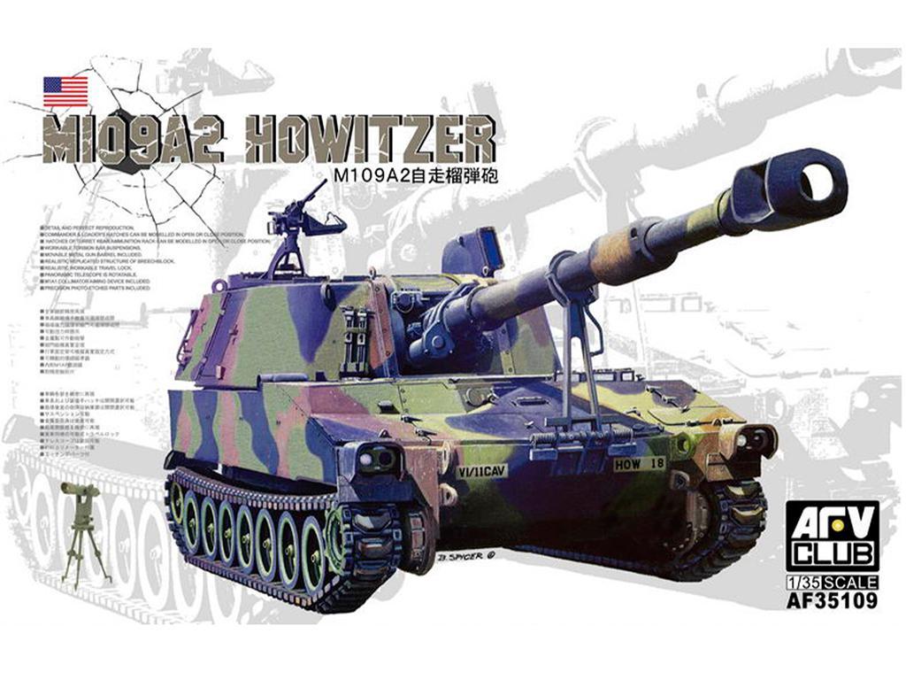M109A2 Howitzer   (Vista 1)