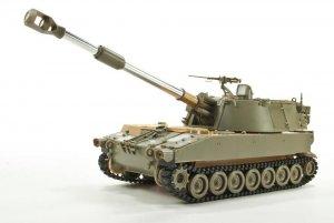 M109A2 Howitzer   (Vista 2)