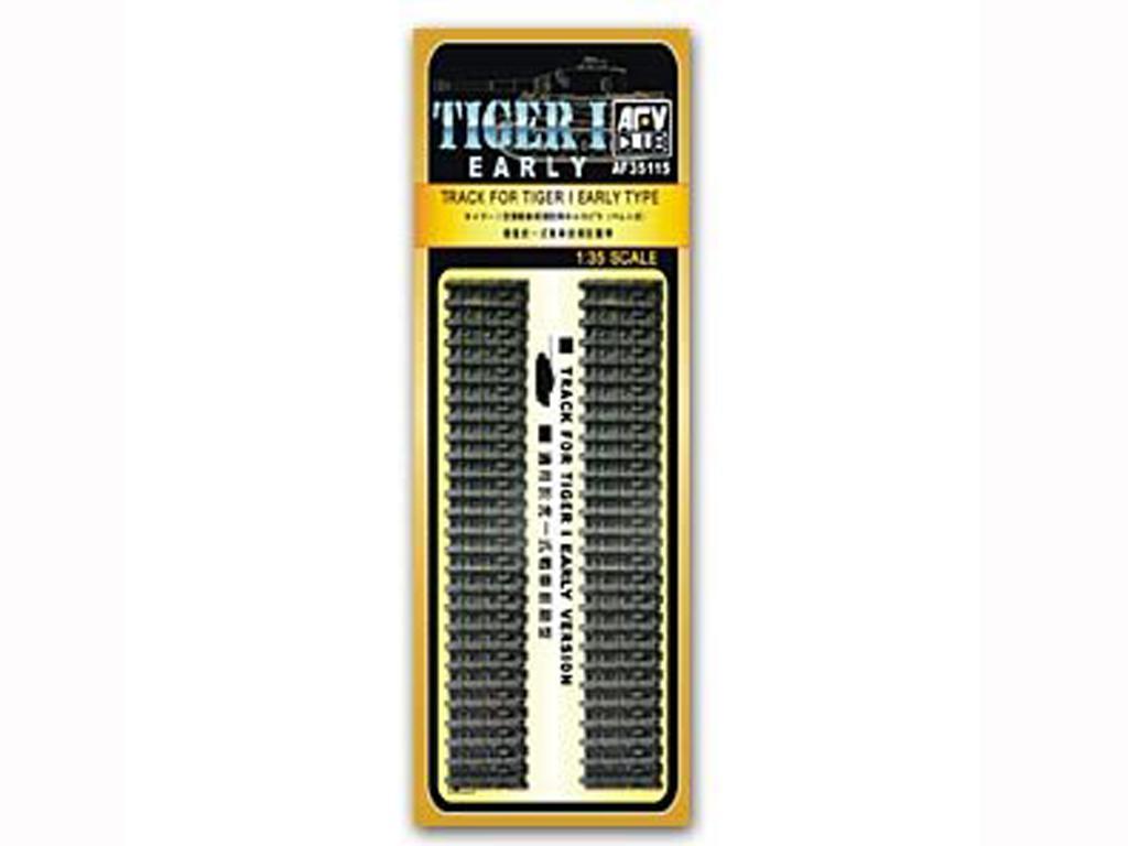 Track for Tiger I Early - Ref.: AFVC-35115