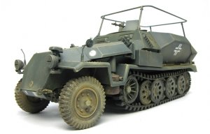 Sd.Kfz.251/17 Ausf.C Command Vehicle