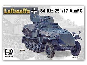 Sd.Kfz.251/17 Ausf.C - Ref.: AFVC-35118