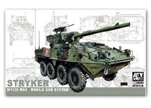 M1128 STRYKER MGS Mobile Gun System - Ref.: AFVC-35128