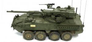 M1128 STRYKER MGS Mobile Gun System  (Vista 3)