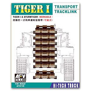Transport Type Track Link for Tiger I ,