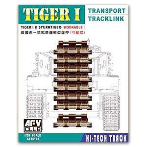 Transport Type Track Link for Tiger I ,   (Vista 1)