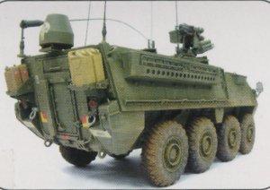 M1130 Stryker CV/TACP  (Vista 3)