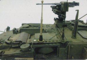 M1130 Stryker CV/TACP  (Vista 4)