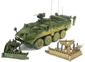 Stryker M1132 Engineer Squad Vehicle SMP  (Vista 4)