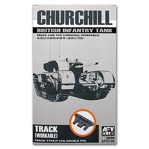 Track link for Churchill