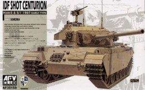 IDF Centurion Shot Mk.5 1960, Shot Mk.5 - Ref.: AFVC-35159