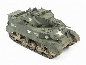M5A1 Stuart late Type  (Vista 2)