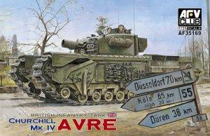 Churchill MK IV Avre  (Vista 1)