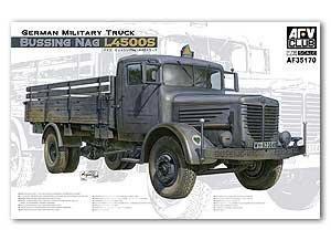 Bussing Nag L4500S  (Vista 1)
