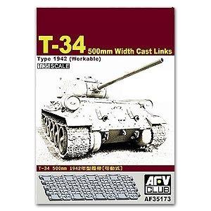 T-34 500mm width Cask Links Type 1942 Wo  (Vista 1)