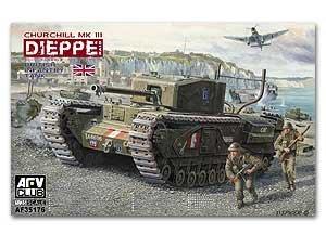 Churchill Mk.3 Dieppie  (Vista 1)