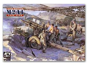 Late Version 105mm HOWITZER M2A1 & CA   (Vista 1)