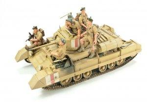 British Infantry Tank Valentine Mk.II   (Vista 2)