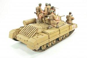 British Infantry Tank Valentine Mk.II   (Vista 3)