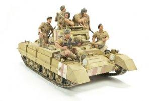 British Infantry Tank Valentine Mk.II   (Vista 4)