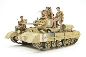 British Infantry Tank Valentine Mk.II   (Vista 5)
