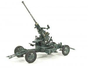 40mm Flak 28 Bofors ww II German  (Vista 2)