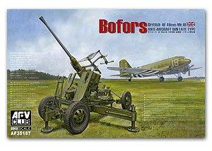 British Version of Bofors 40mm MK III AA  (Vista 1)