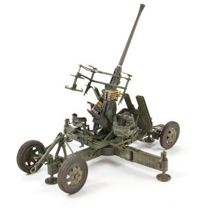 British Version of Bofors 40mm MK III AA