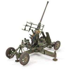 British Version of Bofors 40mm MK III AA  (Vista 2)