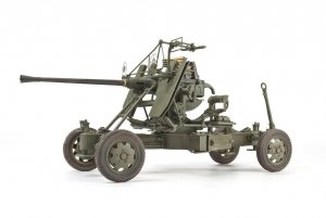 British Version of Bofors 40mm MK III AA  (Vista 3)