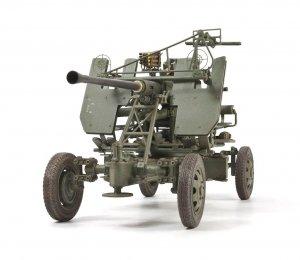 British Version of Bofors 40mm MK III AA  (Vista 4)