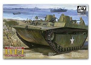 Amfibio USA LVT-4 Buffalo tipo final  (Vista 1)