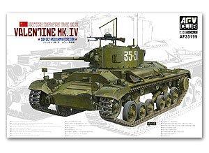 Valentine Mk. IV - Soviet Red Army versi  (Vista 1)