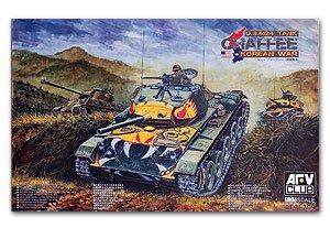 US M42 Chaffee Korea War  (Vista 1)