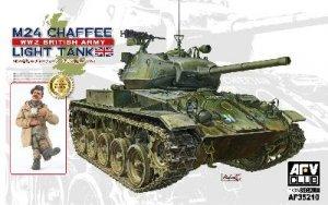 M24 Chaffee Light Tank  (Vista 1)
