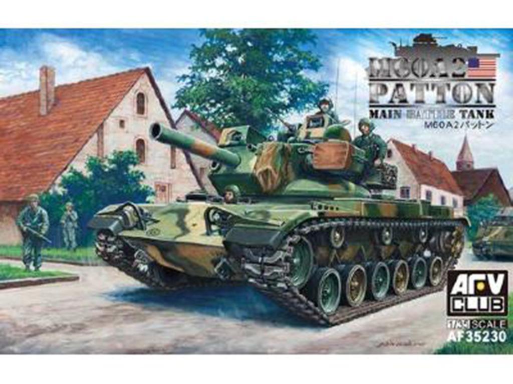 M60A2 PATTON Later Version  (Vista 1)