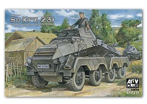 Sd.Kfz.231 8 Rad. Early