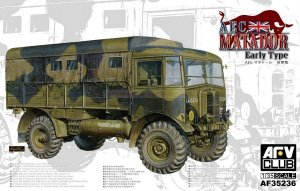 AEC Truck Early type   (Vista 1)