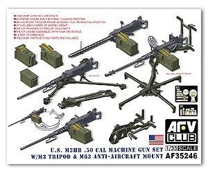 U.S. M2HB .50 cal Machine gun w/Tripod &  (Vista 1)
