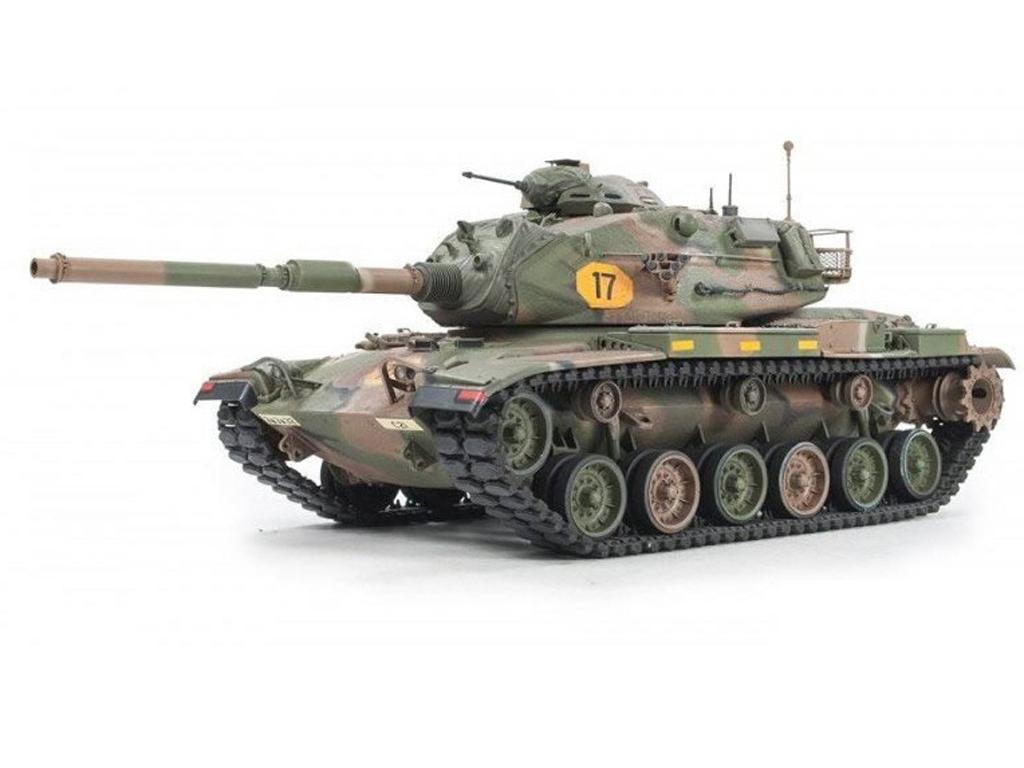 M60A3 Patton TTS  (Vista 2)