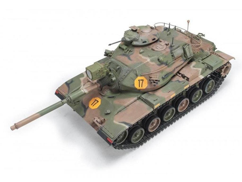 M60A3 Patton TTS  (Vista 4)