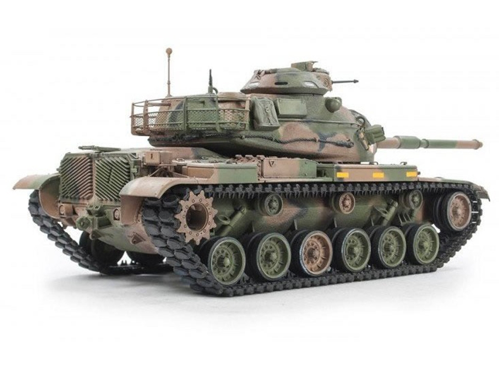 Ecomodelismo  M60A3 Patton TTS