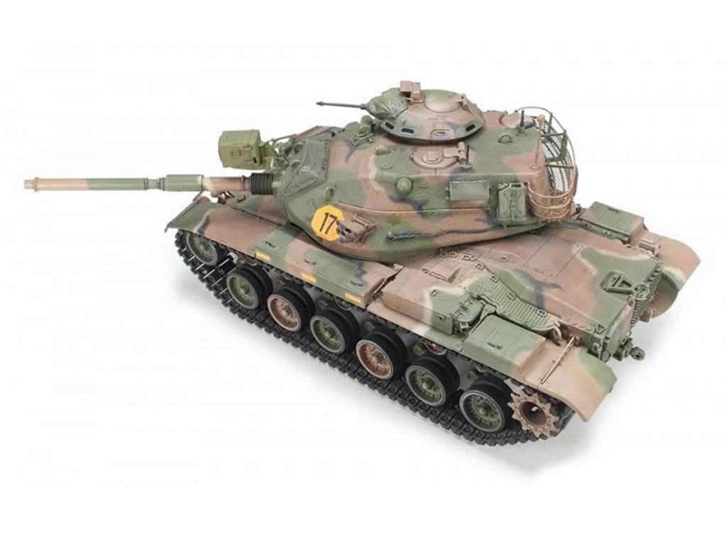 M60A3 Patton TTS  (Vista 6)