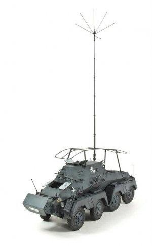 Panzerfunkwagen Sd.Kfz.263 8 Rad  (Vista 3)