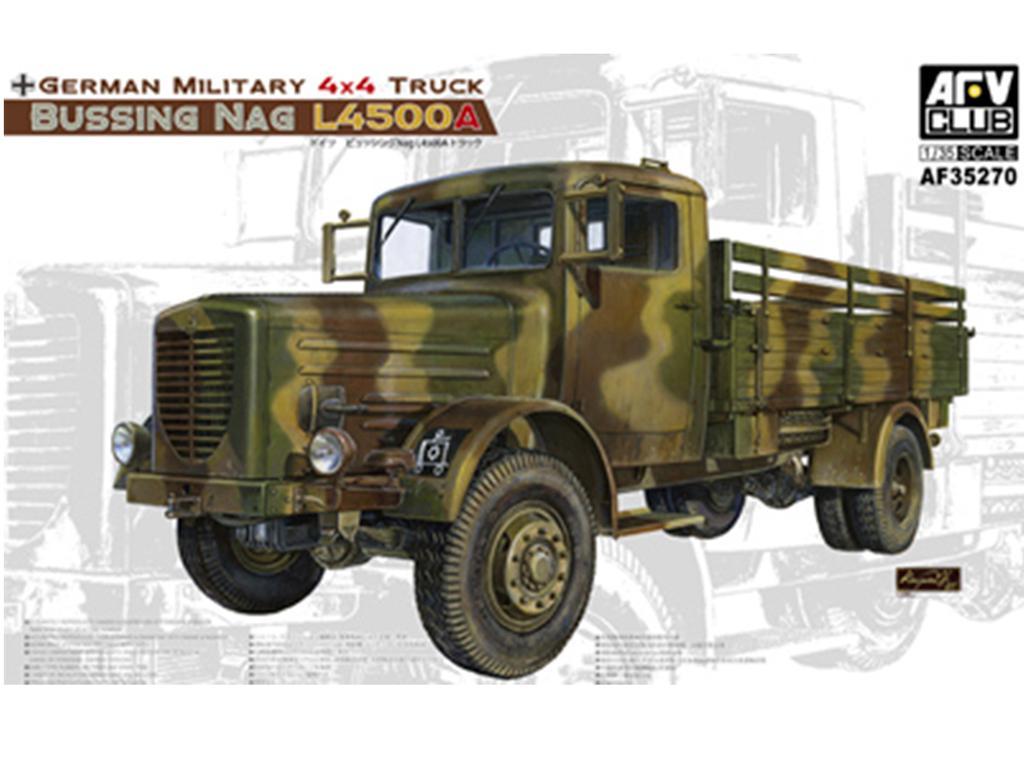 Bussing NAG-L4500A  (Vista 1)