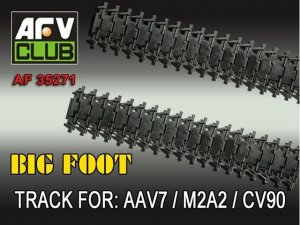 Big Foot Track for AAV7 / M2A2 / CV90